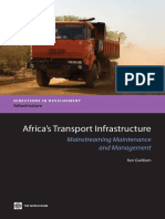 Africa's Transport Infrastructure
