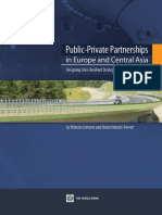 Public-Private Partnerships in Europe and Central Asia