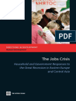 The Jobs Crisis