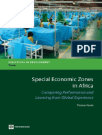 Special Economic Zones in Africa