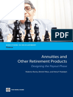 Annuities and Other Retirement Products