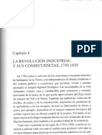 """""""La revolución industrial y sus consecuencias, 1750-1850."""""""