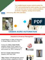 Ossian Presentation