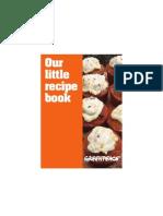 Greenpeace-little cook book