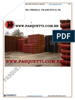 Linha Predial Hl Ferro Fundido - Pasquetti