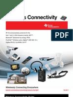 TI Wireless Connectivity Guide