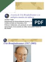 Bronfenbrenner e os mundos da i