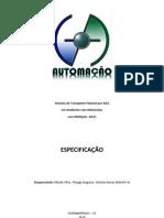 AGV - P3 - Especificação5