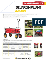 Chariot de Jardin Circus Garden - 3155032006210