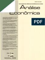 A Teoria Dos Fundos de Empréstimos Artigo