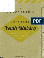 The Volunteer's Field Guide to Youth Ministry preivew