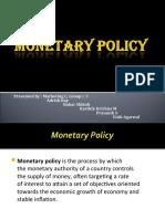 Monetary Policy(Gr 3)