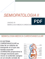 SEMIO II- UNIDAD 7 Cardiovascular (2)