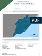 Região Metropolitana de Salvador (BA) – FNEM
