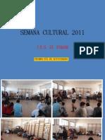 Semana Cultural 2011