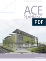 ACE Planning and Parking Strategy Study Master