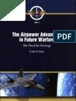 The Airpower Advantage in the Future Warfare