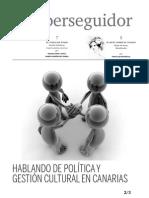 El perseguidor 38 - revista de limba spaniola din Tenerife