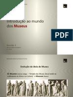 Introdução ao mundo dos Museus
