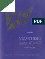 Vesna Bikic - Vizantijski nakit u Srbiji