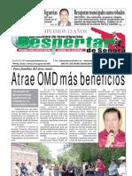 Edición 29 de Agosto del 2008