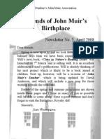 FoJMB Newsletter 2008 04