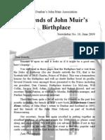 FoJMB Newsletter 2009 06