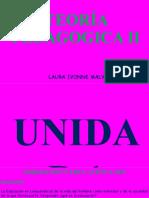 1 Teoría Pedagogica II LIC. LCE-3 CLASES 4-OCT-2021