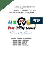 Orangeburg-Department-of-Public-Utilities-General-Terms-