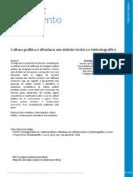 __Sobre o Conceito de Cultura Política e Ditadura No Brasil