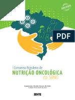 I Consenso Brasileiro de Nutrição Oncológica 2021