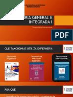 Taxonomia de Intervenciones