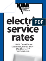 Kissimmee-Utility-Authority-Rates
