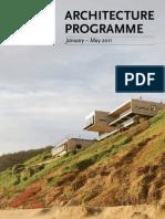 Ra Architecture Programme Spring 2011 894