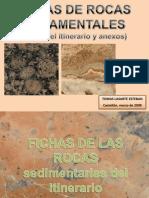 Fichas de Rocas Ornamentales