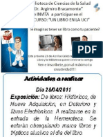 Dec Cs Salud - Dia Del Libro