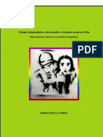 Trabajo independiente, microcrédito e inclusión social en Chile