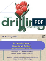 An Introduction to Directional Drilling