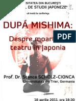 Conferinta Mishima