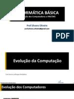 IB02 - Evolução da TI e HW