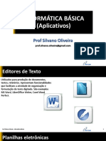 IB05 - Aplicativos e atalhos de teclas