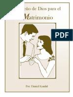 El Diseño de Dios para el Matrimonio