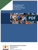 Roadmap Pembangunan Ekonomi Indonesia 2009 2014