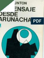 Un Mensaje Desde Arunachala - Brunton Paul