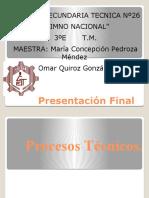 precentacion final