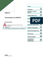 M8. Comunicación con SIMATIC