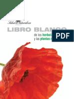 libro blanco de los herbolarios y las plantas medicinales