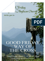 St.james Anglican Good Friday Way of the Cross