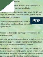 KISRAK TOHUMLAMA VE SENKRONİZASYON