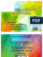 Trabajo wikileaks -power